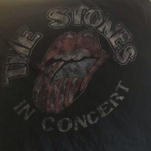 The Stones Sleeveless American Flag